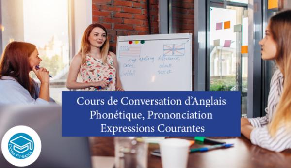 Cours de conversation en anglais financés par CPF, Pôle Prépa; 47 rue saint mathieu 69008 Lyon