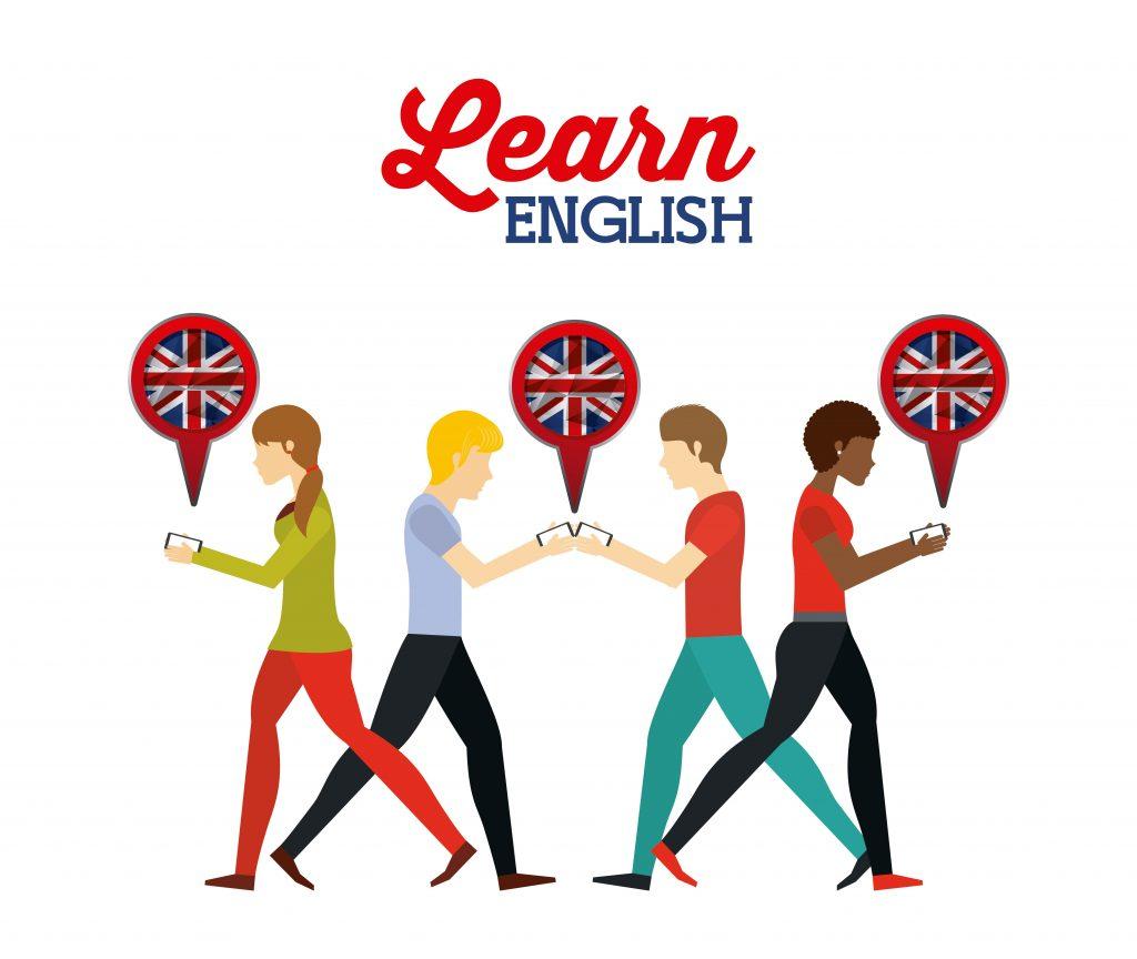 Apprendre l'anglais en autonomie ou dans des centre de cours ou formations d'anglais