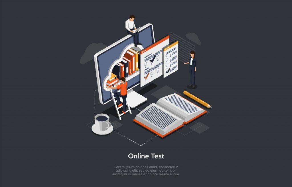 Test du niveau d'anglais en ligne