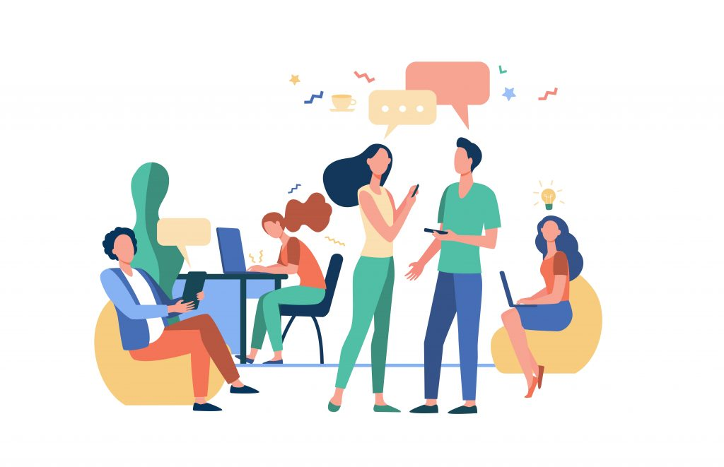 Anglais - Cours d'anglais conversation, Atelier et Salon de Conversation en Anglais