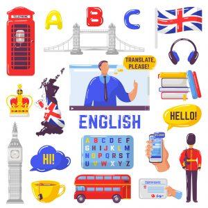 Cours d'anglais particulier individuel