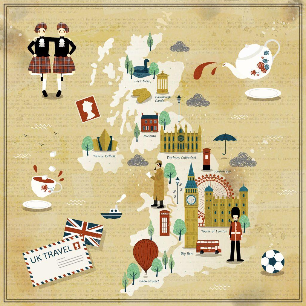 Séjour Linguistique au au Royaume-Uni