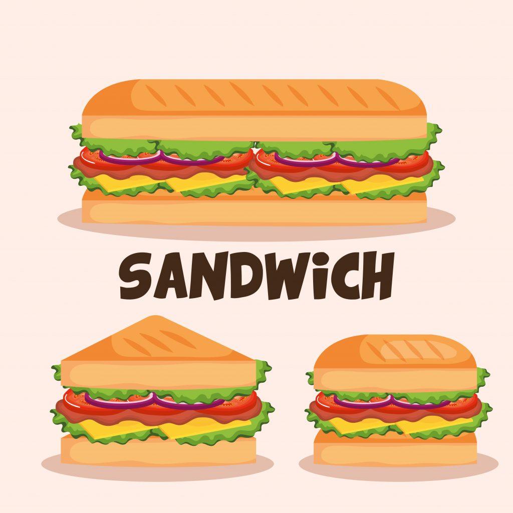 sandwich origin - où vien le mot sandwich